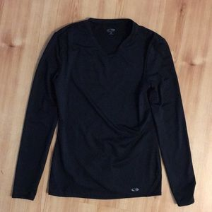 Athletic champion long-sleeve compression